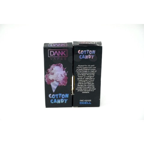 Cotton Candy Dank Vape Cartridge