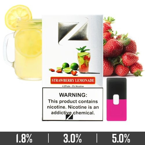 Strawberry Lemonade Ziip Juul